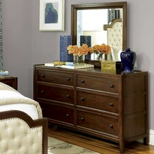 Silhouette 6 Drawer Dresser