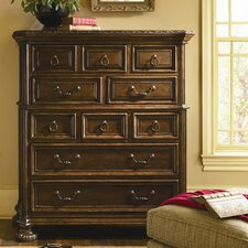 Bolero Ten Drawer Chest