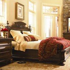 Bolero Medina Panel Bed