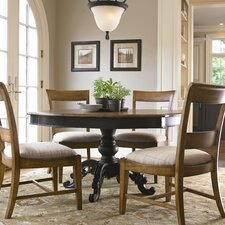 Great Rooms 5 Piece Dining Set