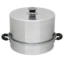 <strong>Victorio</strong> 7-qt. Aluminum Steam Canner