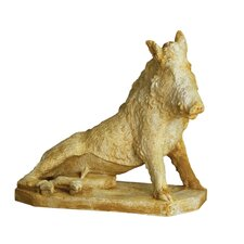 Animals Wild Boar by Pietro Tacca Statue