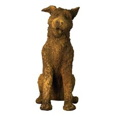 Animals Wire Terrior Statue