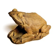 Animals Pond Frog Statue