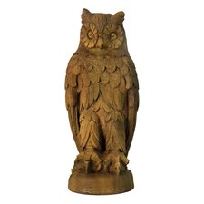 Animals Owl Statue