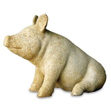 Animals Barnyard Pig Statue