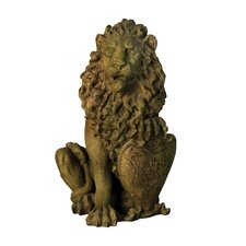 Animals Richelieu Lion Statue