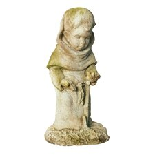 Children Baby St Fiacre Outdoor Statue