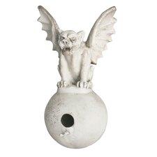 Gargoyles Birdhouse Statue