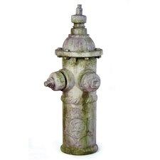 Fire Hydrant Statue