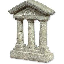 Roman Three Column Statue