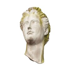 Greek Head Remnant Statue