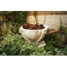 <strong>OrlandiStatuary</strong> Planter Round Prarie Pot Planter
