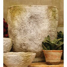 <strong>OrlandiStatuary</strong> Rough Hewn Round Bowl Planter