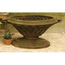 <strong>OrlandiStatuary</strong> Camillo Round Bowl Planter