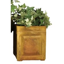 Small Panel Square Planter