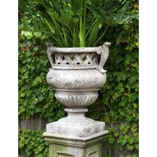 <strong>OrlandiStatuary</strong> Weave Top Urn Planter