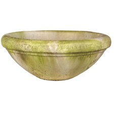 Low Profile Round Urn Planter