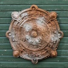 Intorno Medallion Plaque Wall Decor