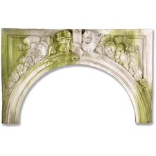 <strong>OrlandiStatuary</strong> Victorian Arch Wall Decor