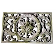 Scroll Work Frame Wall Decor