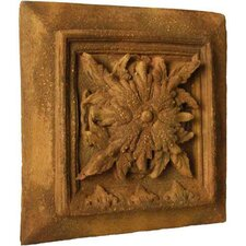Seville Leaf Plaque Wall Decor