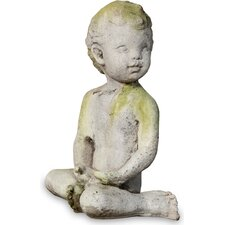 <strong>OrlandiStatuary</strong> Children Eve by Ann Copper Outdoor Statue