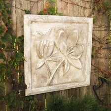 Lotus Plaque Wall Decor
