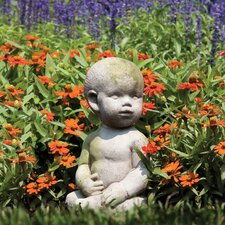 Children Baby by Ann Copper Outdoor Statue