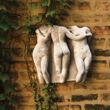 Three Graces Frieze Wall Decor