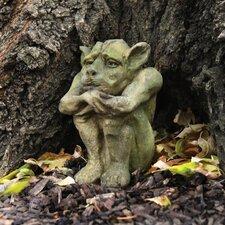 Gargoyles Emmett Statue