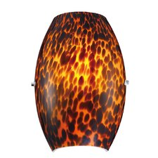 Shell 1 Light Wall Sconce