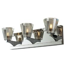 Scintillio 3 Light Bath Vanity Light