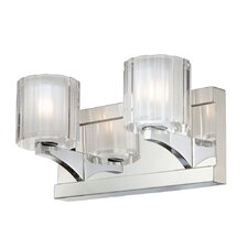 Tiara 2 Light Bath Vanity Light