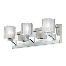 Tiara 3 Light Bath Vanity Light