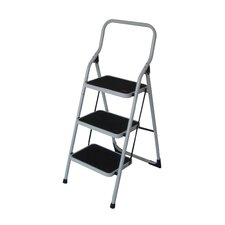 3 Tread Folding Step Ladder