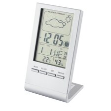 Desk Top Weather Station Clock (Set of 2)