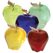 Accents Apples Apples Accessory (Set of 5)