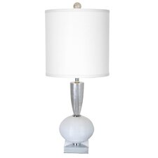 "Ring Odessa 33"" H Table Lamp with Drum Shade"