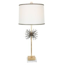 "Little Outburst Too 30"" H Table Lamp with Drum Shade"