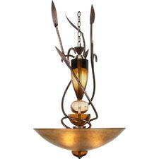<strong>Van Teal</strong> Almost Autumn Exceptional 3 Light Chandelier