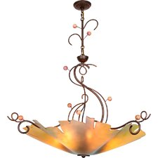 <strong>Van Teal</strong> Giardino With Pleasure 6 Light Chandelier