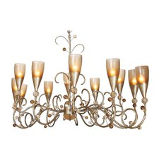 <strong>Van Teal</strong> Giardino Afternoon Delight 12 Light Chandelier