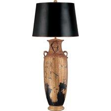 "Derbigny 43"" H Table Lamp Empire Shade"