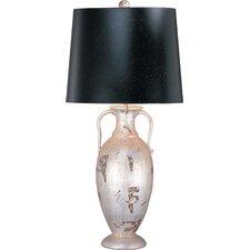 "Basin 34.5"" H Table Lamp Empire Shade"