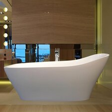 "Emmanuelle 72"" x 34"" Slipper Tub"