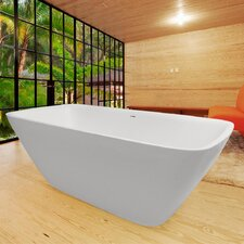 "Arabella 69"" x 30"" Bathtub"