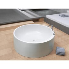 "Istanbul Imagination Freestanding 63"" x 63"" Soaking Tub"