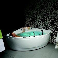 "Olivia™ 55"" x 55"" Relax Corner Bathtub"