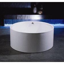 "PureScape 59"" x 59"" Freestanding Acrylic Bathtub"